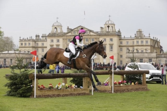 Badminton Grassroots success for local rider, Sophie Bultitude