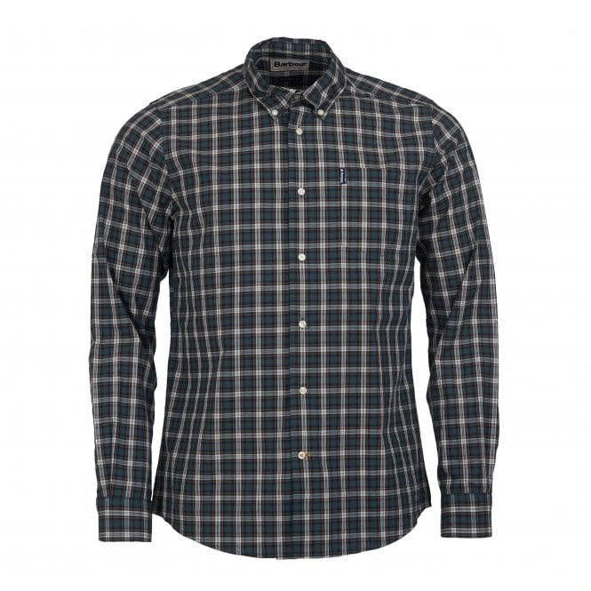 Barbour Highland Check 8 Tailored Shirt