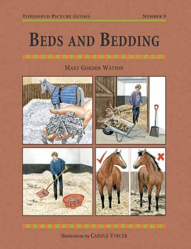 Book Threshold Guide No.09. Beds and Bedding