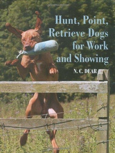 BTM206 Hunt,Point,Retrieve Dogs - Dear