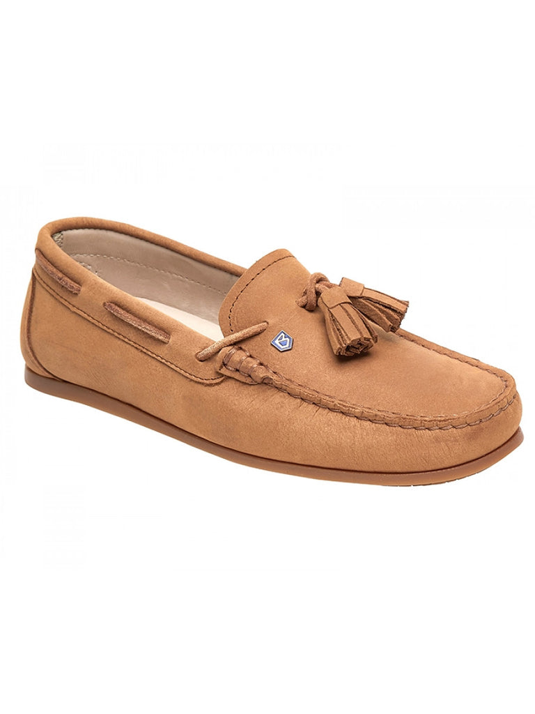 Dubarry Jamaica Loafer Tan | Country Ways