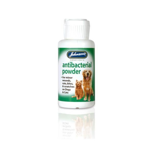 Johnson's Antibacterial Powder 20G | Country Ways