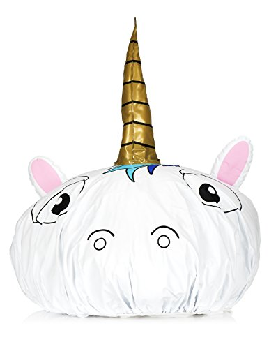 Natural Products Unicorn Shower Cap