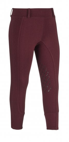 Le Mieux Junior Pro Breeches Burgundy | Country Ways
