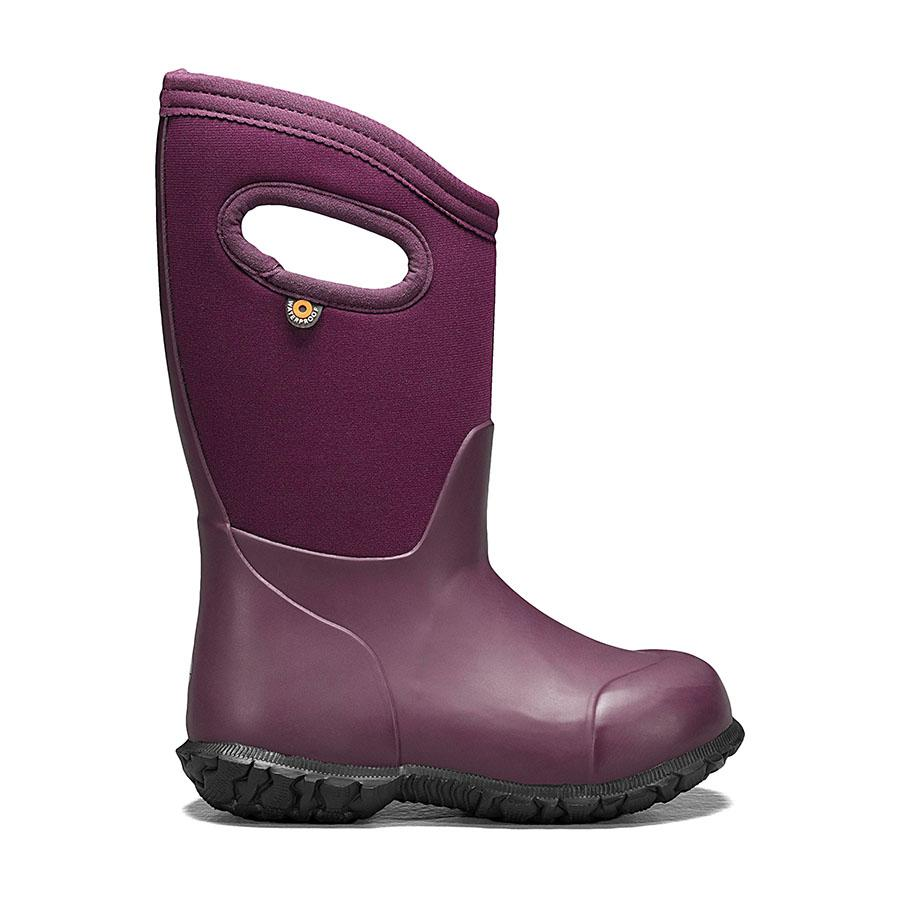 Bogs Kids York Solid Plum | Country Ways