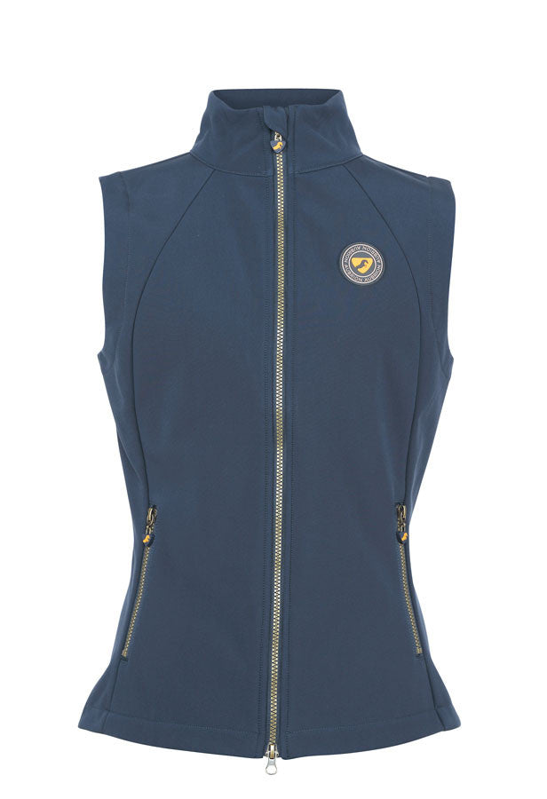 Aubrion Ealing Softshell Ladies Gilet Navy | Country Ways