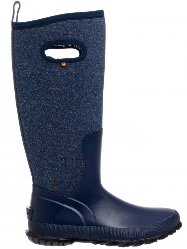 Bogs Womans Oxford Tall Welly Boots