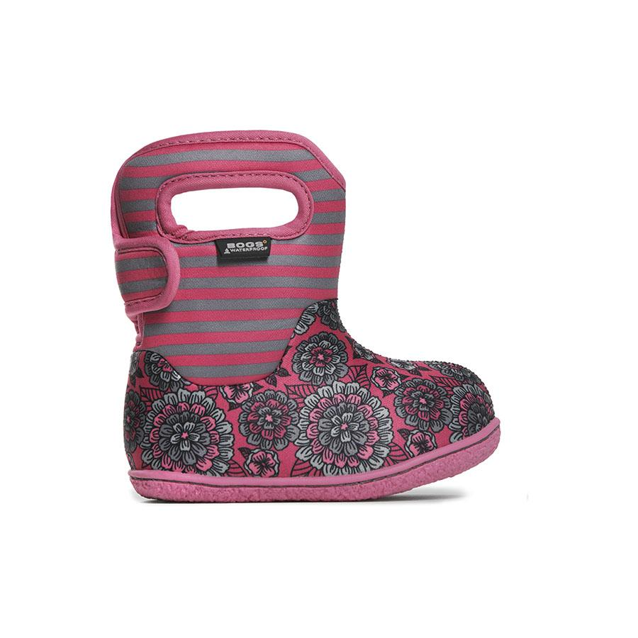 Baby Bogs Boots Pansy Pink Multi | Country Ways