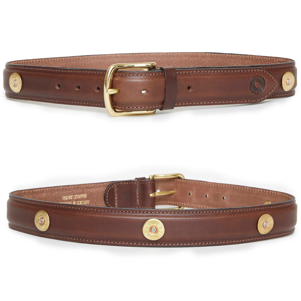 Hicks & Hides Broadway Field Belt Multi | Country Ways