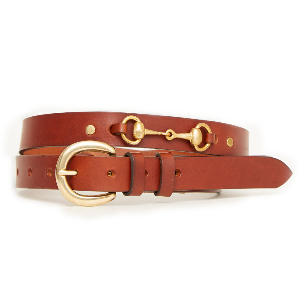 Hicks & Hides Ascot Miniature Bit Belt | Country Ways