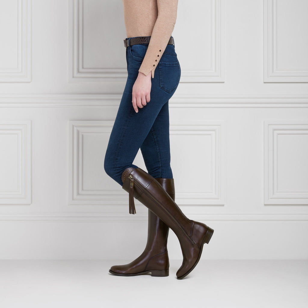 Fairfax & Favor Leather Regina Boots