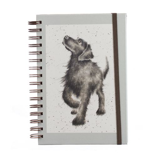 Wrendale Labrador Spiral Bound Notebook