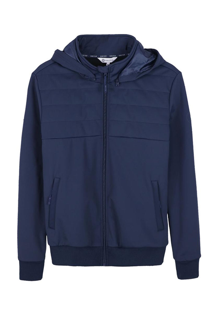 Harcour Miki Mens Techincal Jacket Navy | Country Ways