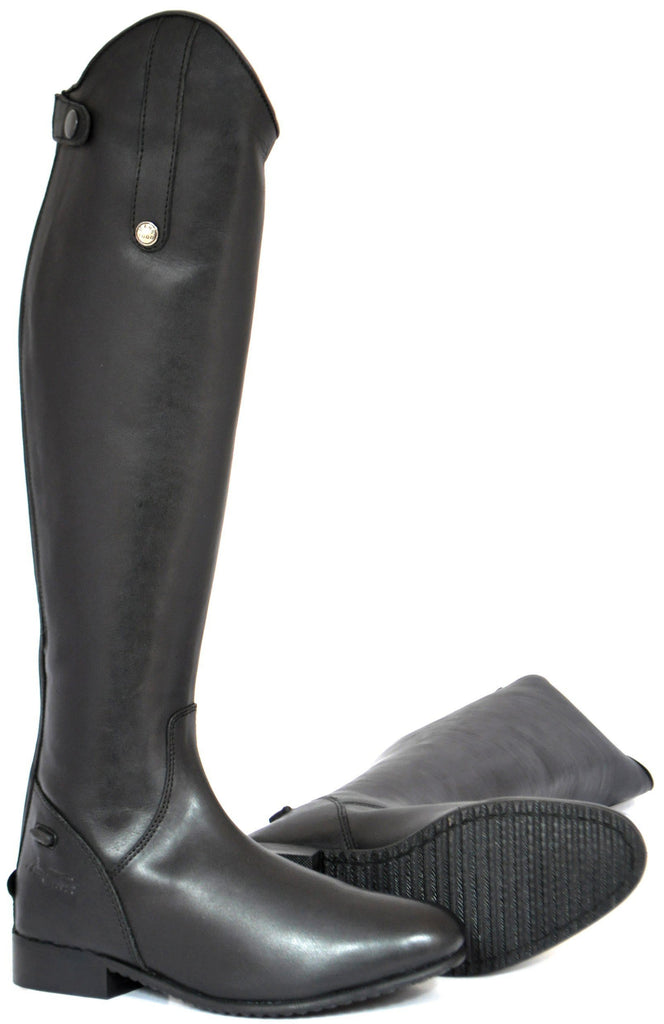 Mark Todd Long Leather Competition Dress Riding Boot