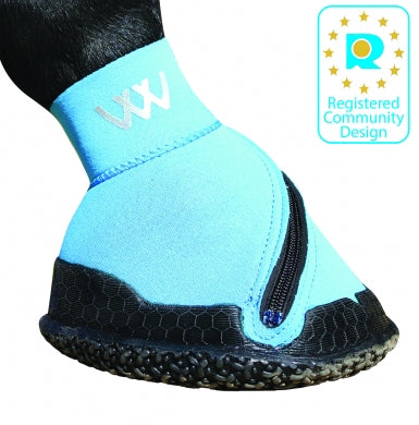 Woof Wear Medical Hoof Boot Light Blue | Country Ways