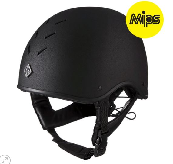 Charles Owen MS1 Pro Jockey Skull Medium Shell Liner Black | Country Ways