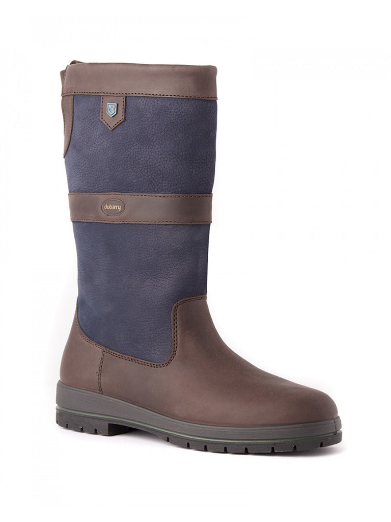 Dubarry Kildare Navy/Brown | Country Ways