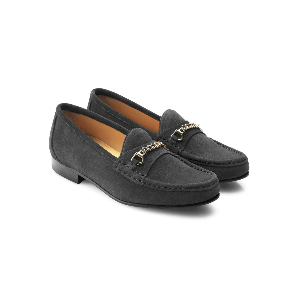 Fairfax & Favor Apsley Womens Suede Grey | Country Ways