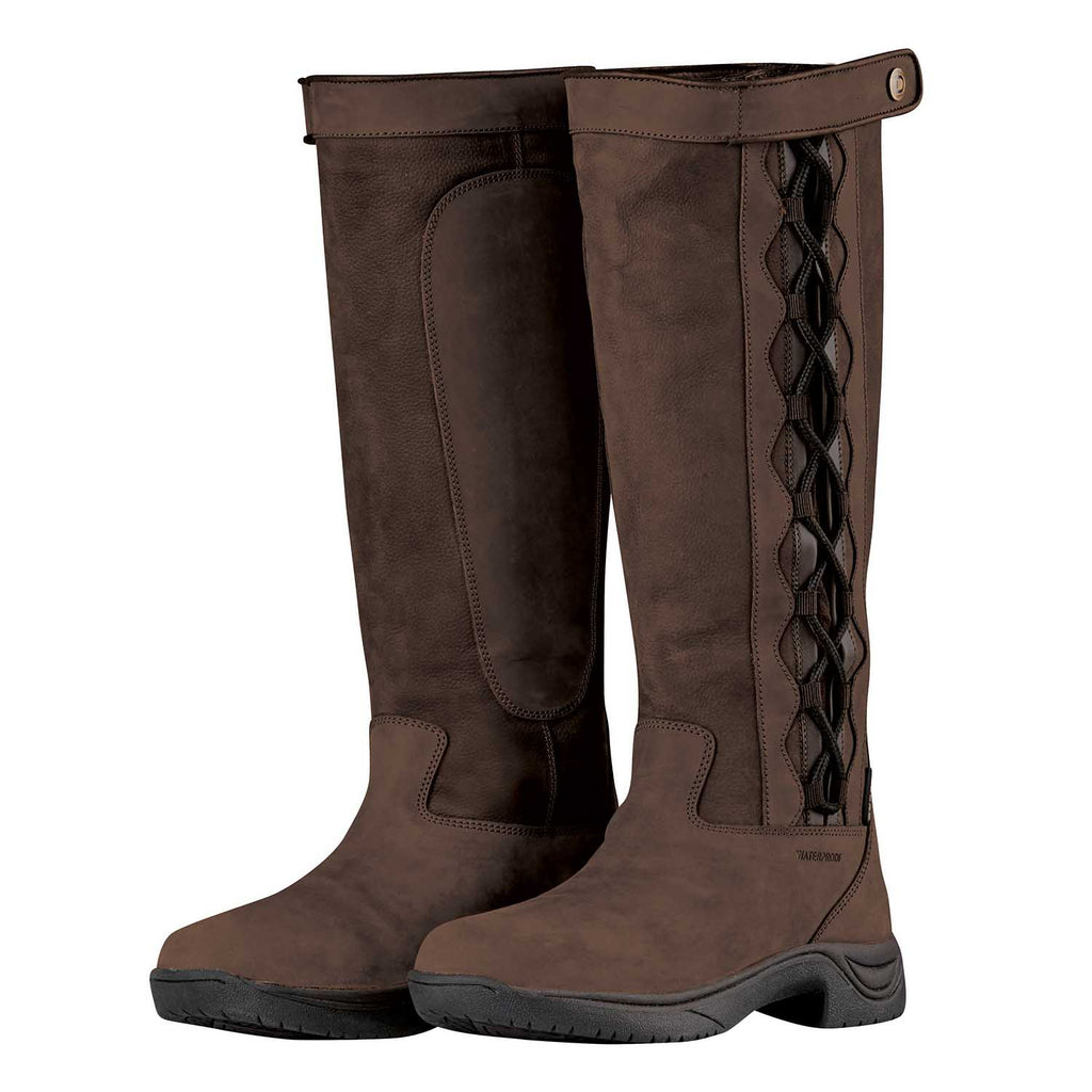 Dublin Pinnacle Boot Chocolate | Country Ways