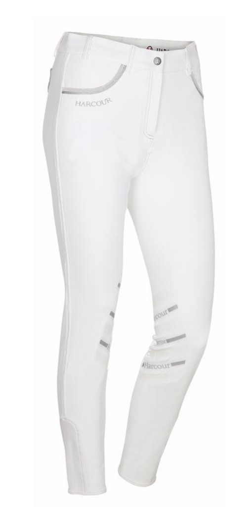 Harcour Women's Jalisca Breeches White | Country Ways