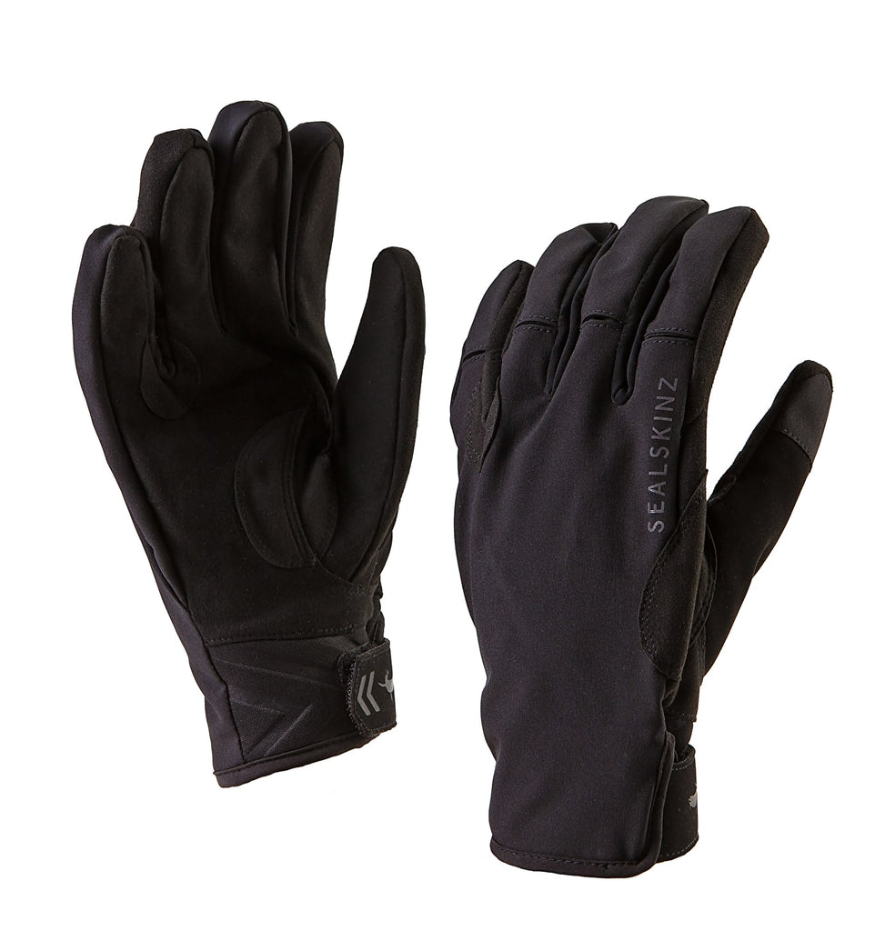 Sealskinz Chester Glove Black | Country Ways