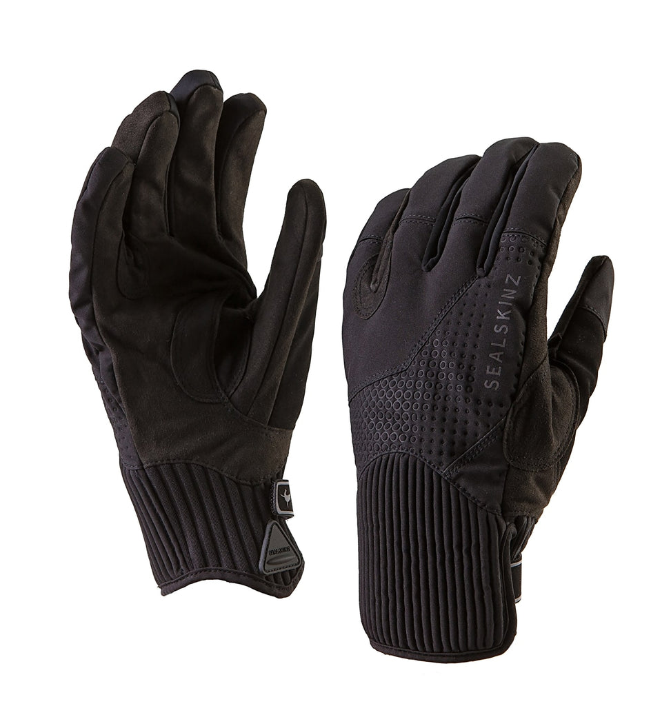 Sealskinz Elgin Glove Black | Country Ways