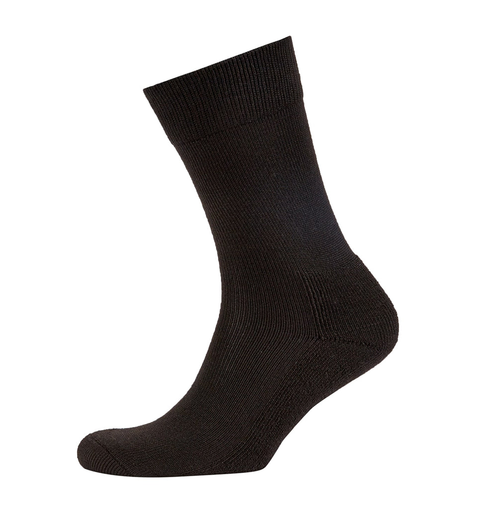 Sealskinz Thermal Liner Sock Black | Country Ways
