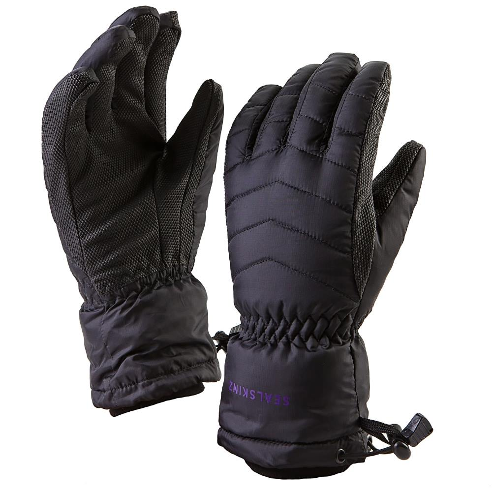 Sealskinz Womens Sub Zero Glove Black | Country Ways