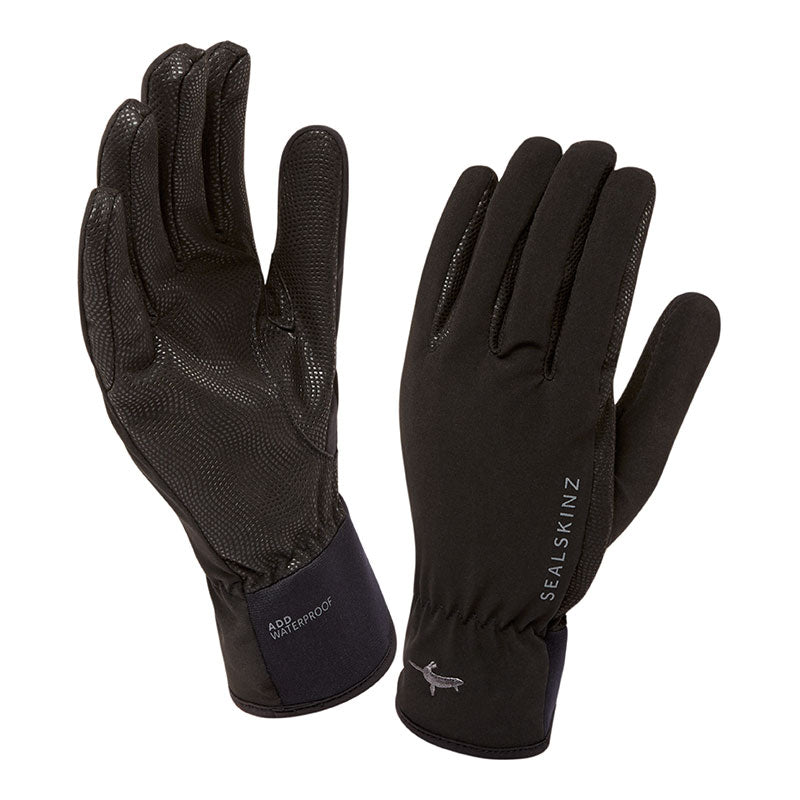 Sealskinz Sea Leopard Glove Black | Country Ways
