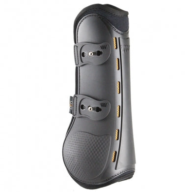 Woof Wear Smart Tendon Boots Black | Country Ways