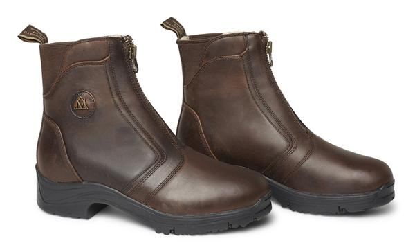 Mountain Horse Snowy River Paddock Boot Brown | Country Ways