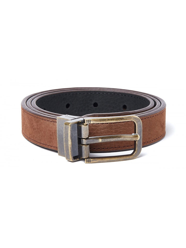 Dubarry Foynes Belt Walnut | Country Ways