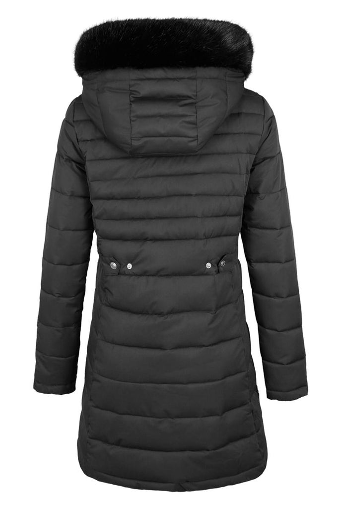 Harcour Valentina Womens Long Padded Jacket