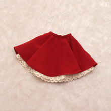 Load image into Gallery viewer, Flared Skirt (Red)