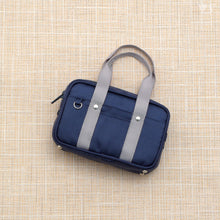 Load image into Gallery viewer, School Bag (Navy Blue)