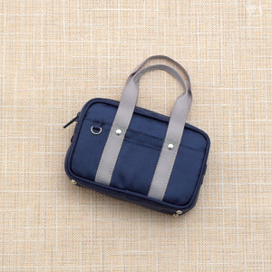 School Bag (Navy Blue)