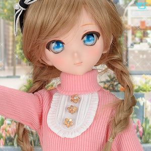 Pastel Sweaters set (cherry pink) mini