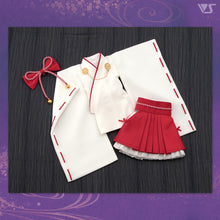 Load image into Gallery viewer, MDD Hanamusumbi Miko Outfit / Mini