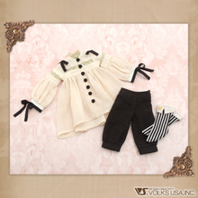 Load image into Gallery viewer, Bow Tunic Blouse Set / Mini