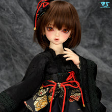 Load image into Gallery viewer, Otome Night Color Kimono / Mini