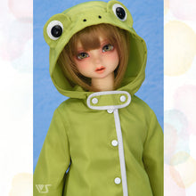Load image into Gallery viewer, Frog Raincoat Set / Mini
