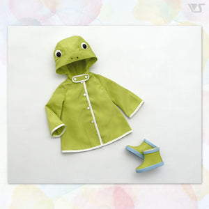 Frog Raincoat Set / Mini
