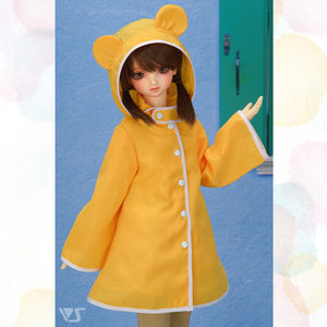 Bear Raincoat Set
