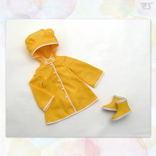 Load image into Gallery viewer, Bear Raincoat Set