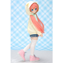 Load image into Gallery viewer, Pop-out Ponytail Hoodie Set (Puppy Ears) / Mini