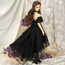 Load image into Gallery viewer, SD16 Long Back Dress (Black)[PREORDER]