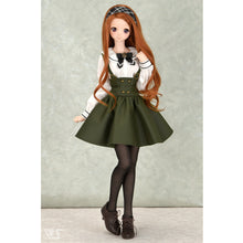 Load image into Gallery viewer, Olive Suspender Skirt Set [PREORDER]
