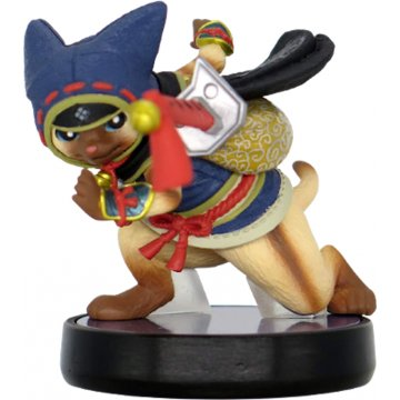 amiibo Monster Hunter Rise Series Figure (Palico)