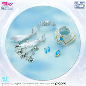 Snow Princess Outfit Set
