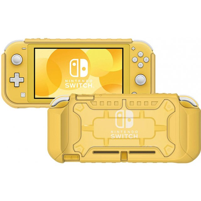 Hybrid System Armor for Nintendo Switch Lite (Yellow)
